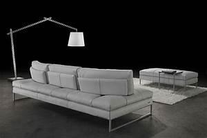 Canapé De Dos : le canap en cuir design sunset par gamma terre meuble ~ Melissatoandfro.com Idées de Décoration