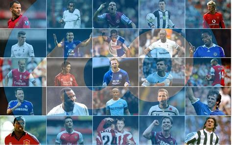 premier league s 100 best players where does giggs rank amongst the greatest football
