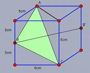 Kantenlänge Würfel Berechnen : satz des pythagoras in r umlichen figuren erkl ren dreieck im w rfel mathelounge ~ Themetempest.com Abrechnung