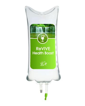 ReVIVE IV Infusion – Everyday Health Boost - Vive IV Therapy
