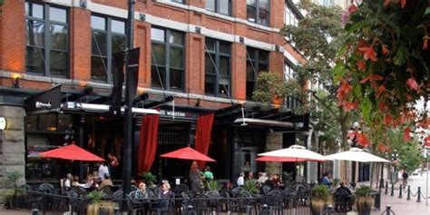 Best Patios in Gastown and Chinatown   To Die For
