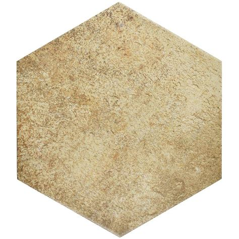 merola tile abadia hex natural 8 5 8 in x 9 7 8 in