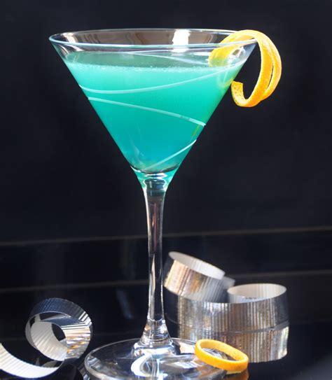 martini drink curacao martini veganosity