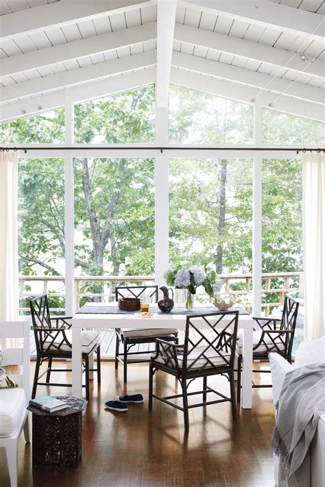 Lake House Decorating Ideas  Southern Living. Cloth Dining Room Chairs. Batman Bedroom Decorations. Painted Dining Room Chairs. Gable Decoration. Decorative Ceramic Tile. Dorm Room Microwave. Slipcovers For Armed Dining Room Chairs. Decorative Glass Bottles Wholesale