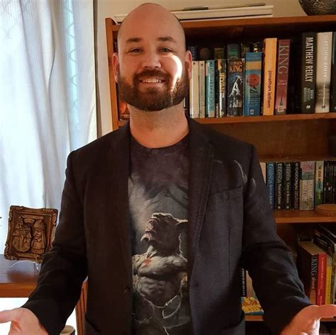 Zachary Ashford (Author of Elements of Horror, Book One)