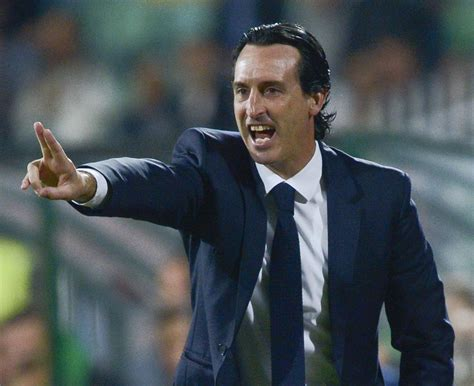 Unai Emery, PSG Players Reportedly in 'Heated Exchange ...