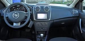 Dacia Sandero Automatique : boite automatique dacia ~ Gottalentnigeria.com Avis de Voitures