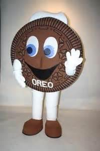 Oreo Cookie Kraft Foods, Inc. custom corporate mascot ...
