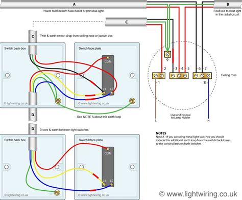 Pin Sean Hunt Electric Info Light Switch Wiring