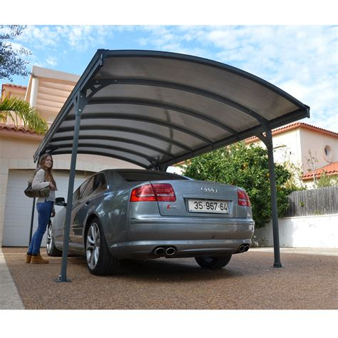 Palram Alu Carport Einzelcarport Pavillon Überdachung