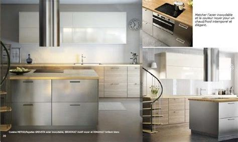 Cuisine-metod-facades-grevsta-acier-inoxydable-brokhult