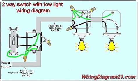 how to wire two lights to one switch aiomp3s club
