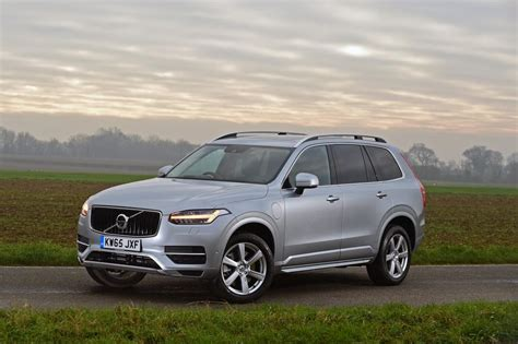 volvo xc  twin engine plug  hybrid review