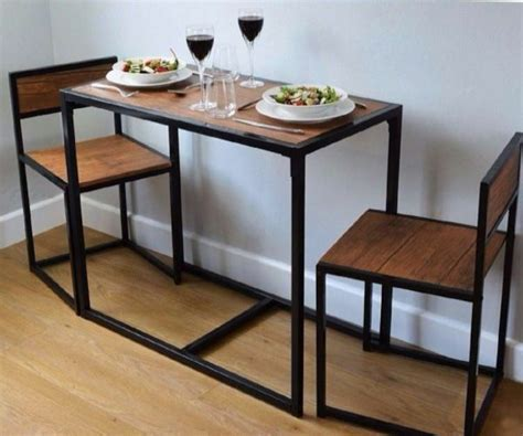 small kitchen table   chairs space saver dining table