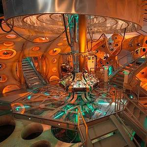 The eleventh Doctors TARDIS   Tardis Talk
