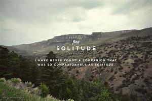 Walden Solitude Quotes. QuotesGram