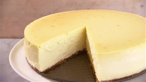 video  york style cheesecake martha stewart