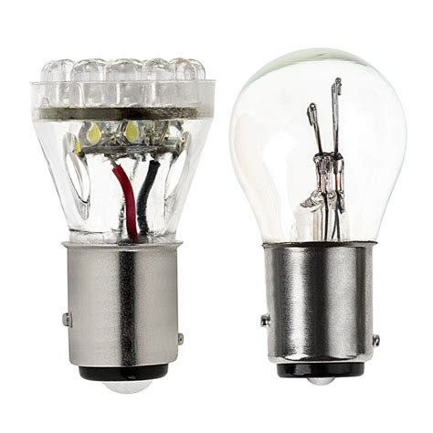 1157 led bulb dual function 25 led motorcycle bulb led