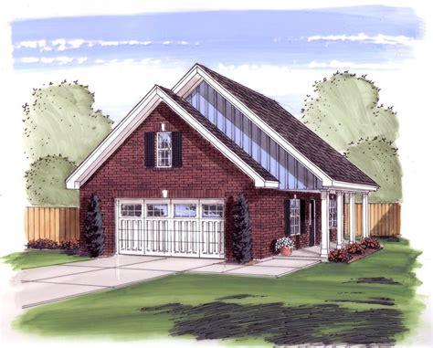 Garage Plans With Porch by 2 Car Garage Or Workshop With Porch 62475dj