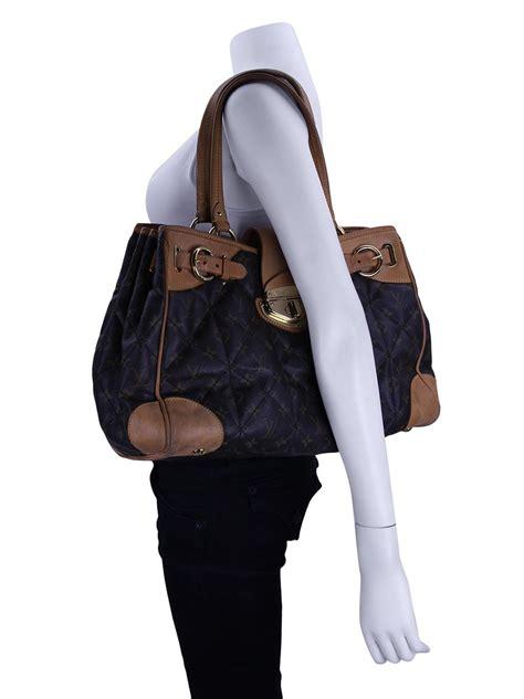 bolsa louis vuitton etoile shopper monograma original kja etiqueta unica