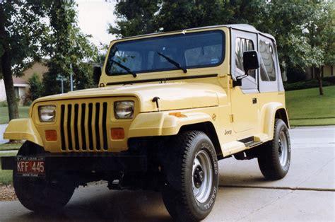 jeep islander file 1989 jeep wrangler islander jpg wikimedia commons