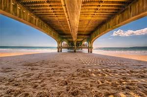 Muelle De Madera Playa  U00b7 Foto Gratis En Pixabay