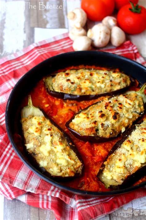 brousse cuisine aubergines gratinées au brocciu sauce tomate maison