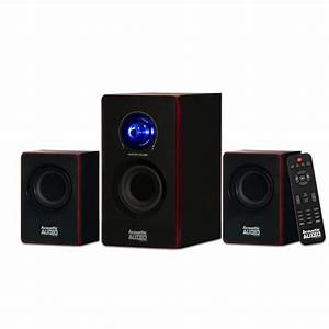 Acoustic Audio By Goldwood Bluetooth Home 2 1 Speaker