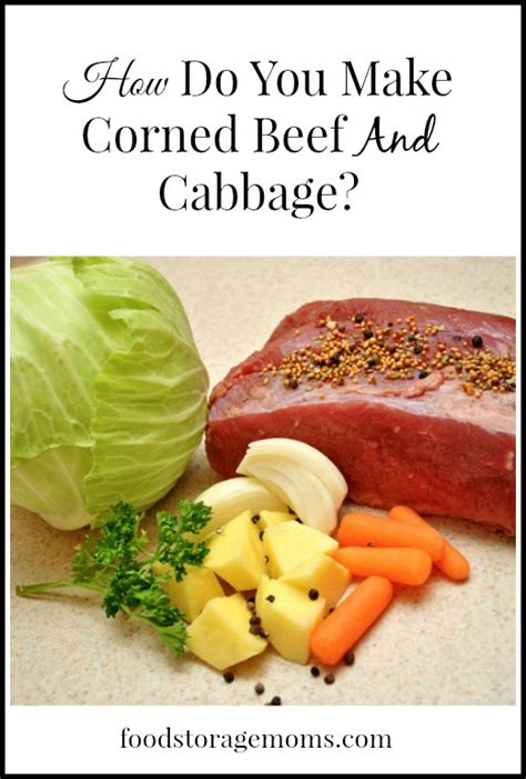 how do you cook cabbage how do you make corned beef and cabbage