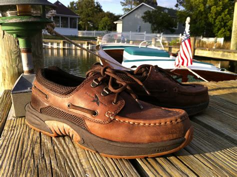Rugged Shark Classic Boat Shoes by Rugged Shark Vs Termite Terror A Classic Boat Shoe T Out