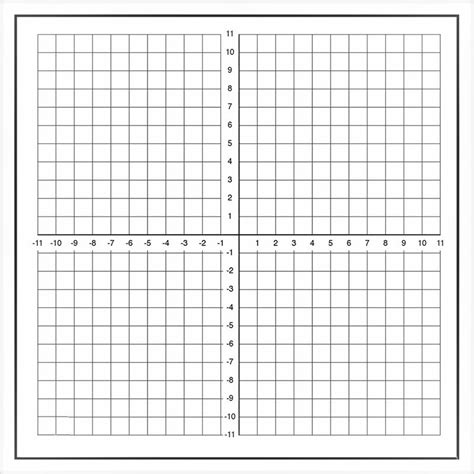 Printable Xy Graph Axis Maker & Plotter