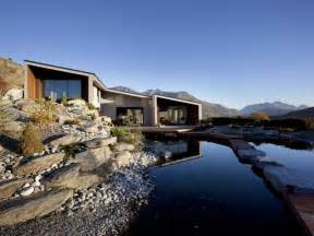 Spectacular Luxury Design Homes by Lake Modern Home With Spectacular Views