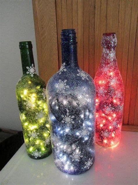 ideas using glass bottles ideas to recycle bottles for decor upcycle