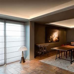 Corniche Eclairage Indirect : corniche moulure de plafond luxxus orac decor pour eclairage indirectc351 ~ Melissatoandfro.com Idées de Décoration