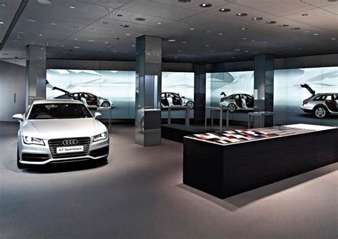 audi dealership interior audi just reinvented the dealership experience wired