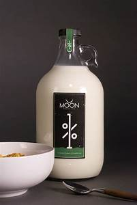 Moon Milk  Student Project  On Packaging Of The World