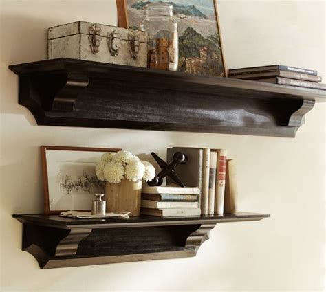 pottery barn decorative wall shelves classic shelf pottery barn home sweet home