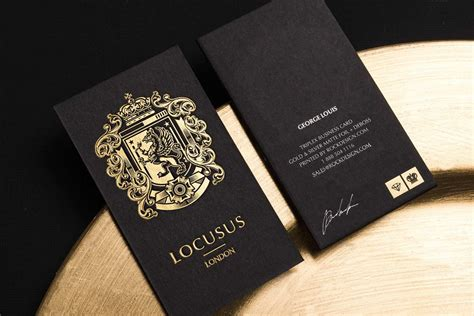 29+ Luxury Business Card Designs & Examples  Psd, Ai