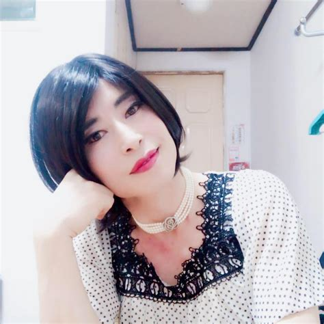 Kueong Beautiful Korean Crossdresser Asian Traps Asian