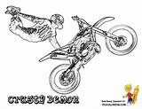 Dirt Coloring Pages Bike Motorbike Bikes Crusty Motorcycle Demons Trick Template Fmx Ramp Motorbikes Boys Kawasaki Magnificent Riders Atv Yescoloring sketch template