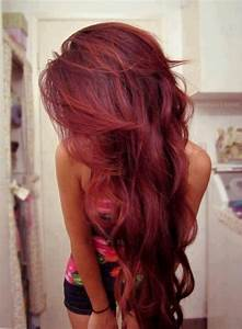 It's decided, my fall hair color is cherry cola. | Style ...