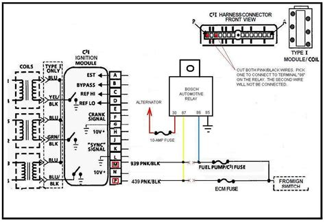 Wiring Diagram For 84 Buick Regal by Diy Coil Ignition Module Hotwire