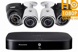 Hd Security System With 8