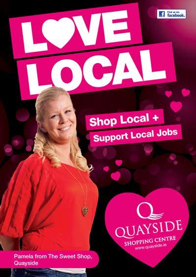 from the sweet shop quayside quayside shopping centre sligo
