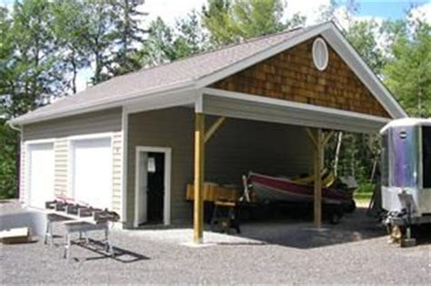 roof overhang for covered patio cottage garage