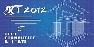 Rt 2012 Obligatoire : tanch it l 39 air des murs par projection d 39 a roblue dk ~ Mglfilm.com Idées de Décoration