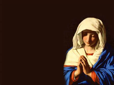 virgin maria wallpapers high quality