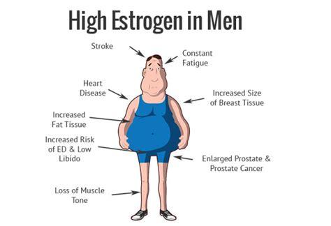 men   naturally  estrogen levels