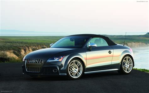 Audi Tts Coupe Wallpaper by Audi Tts Coupe And Roadster 2009 Widescreen Car