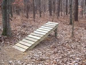 building wooden jumps  landing mtbrcom